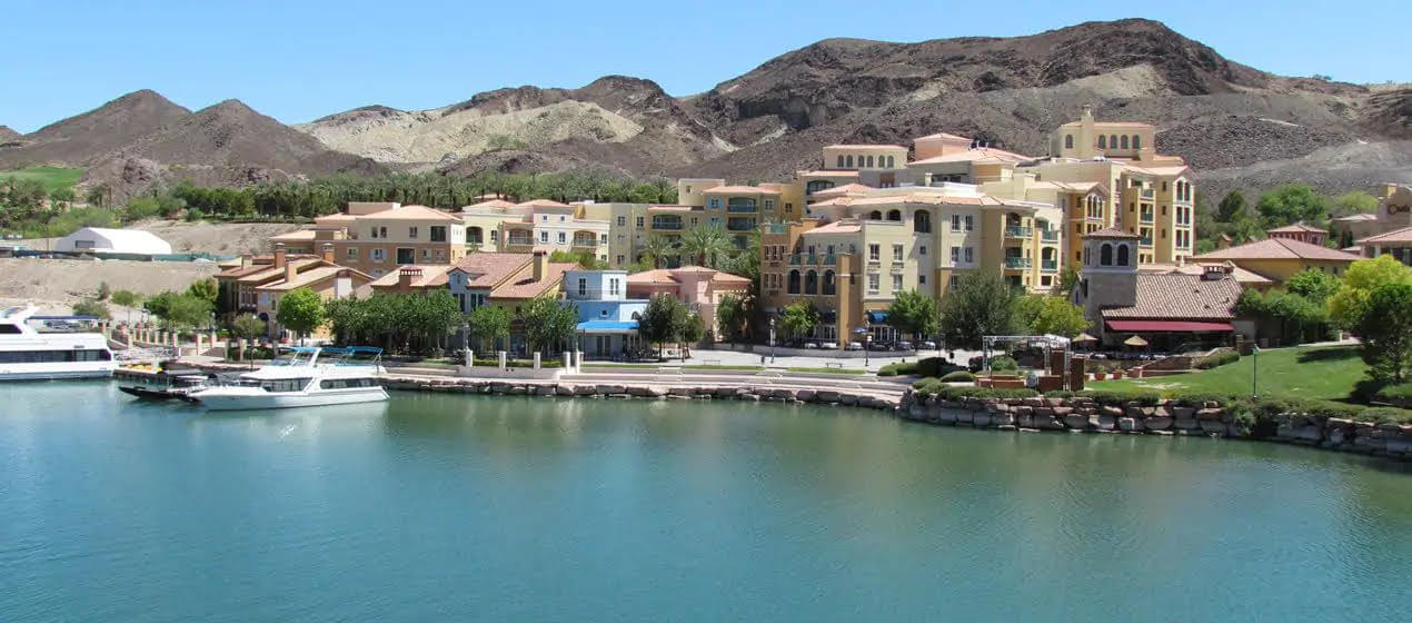 Lake Las Vegas Waterfront