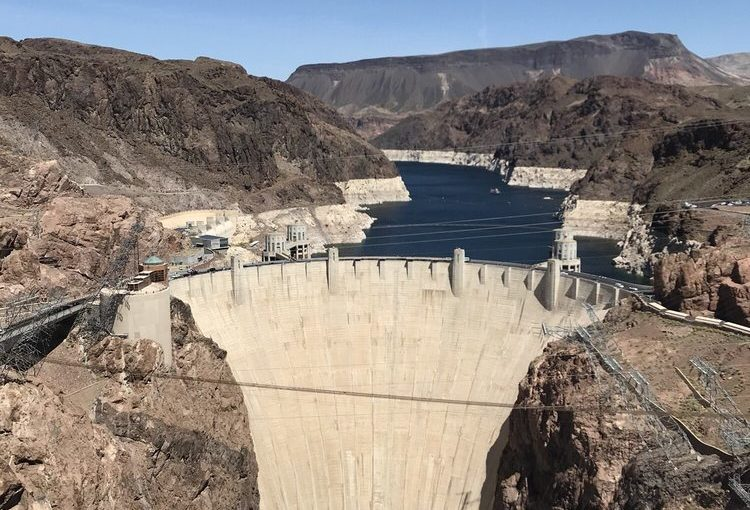 History of Hoover Dam by Nevada Registered Discount Agent, Inc.