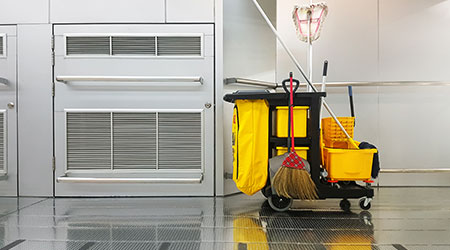 The Benefits Of Utilizing Commercial Cleaning Services