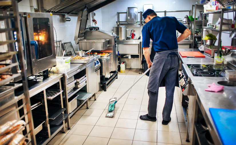 Absolutely a Restaurant Maintenance Service That Must Be Accomplished